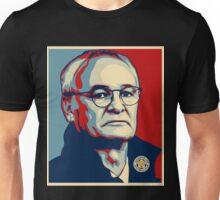 Claudio Ranieri - legend Unisex T-Shirt
