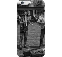 Street Entertainers iPhone Case/Skin