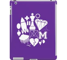 Justin Bieber Complete My Journals iPad Case/Skin