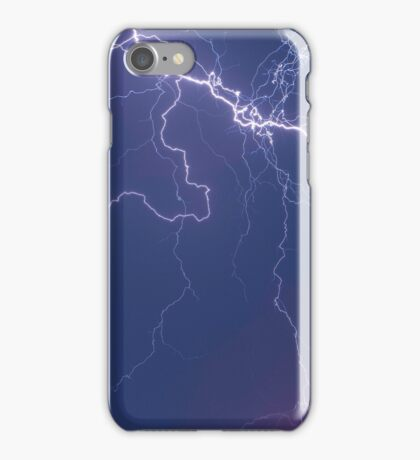 Lightning in the Dark iPhone Case/Skin