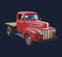1947 Ford Flat Bed Antique Pickup Truck Kids Clothes