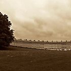 Royal Crescent by Carol Bleasdale
