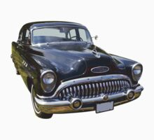 1953 Buick Special Antique Car Kids Clothes