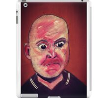 WANNA SCHLAP? - from the 'stenders range'   iPad Case/Skin