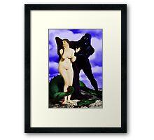 Chivalry Framed Print