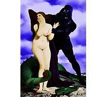 Chivalry Photographic Print