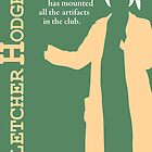 Club Curator, Fletcher  Hodges by TEWdream