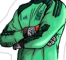 Manuel Neuer Sticker