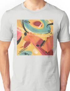 Tangerine Unisex T-Shirt