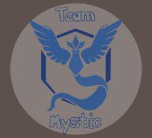 Pokemon Go - Team Mystic Baby Tee