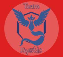 Pokemon Go - Team Mystic One Piece - Short Sleeve