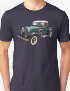 1930 Ford Model A Antique Pickup Truck Unisex T-Shirt