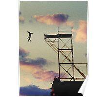 Jump of Faith - BTS Poster