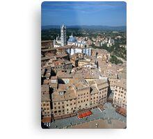 Siena Metal Print