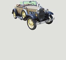 1931 Ford Model A Cabriolet Antique Car Unisex T-Shirt