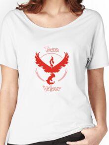Pokemon Go - Team Valour Women's Relaxed Fit T-Shirt