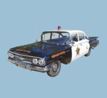 1960 Chevrolet Biscayne Police Car Kids Clothes