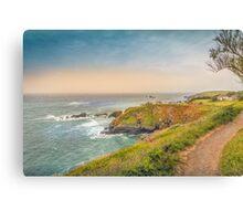 The Lizard Peninsula Canvas Print