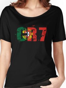 CR7 Women's Relaxed Fit T-Shirt
