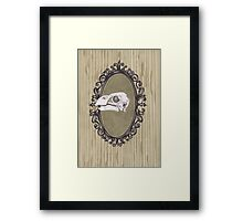 There's Still Time: Kakapo Framed Print