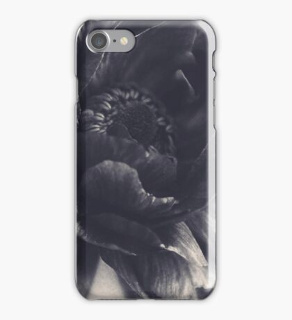 Striking in Black and White iPhone Case/Skin