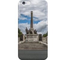 Port Sunlight War Memorial  iPhone Case/Skin