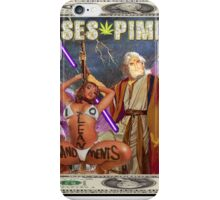 moses pimpswag iPhone Case/Skin