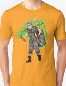 Jillian Holtzmann Pringle Adventure  Unisex T-Shirt