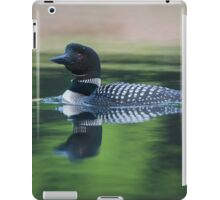 Common Loon iPad Case/Skin
