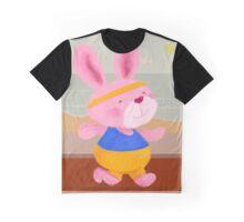 Bunny Runner Graphic T-Shirt