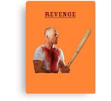 Pulp Fiction - Revenge Canvas Print