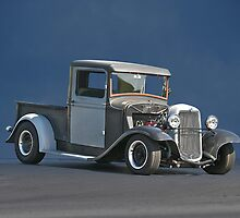 1934 Ford 'Patchwork' Pickup by DaveKoontz