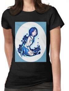 Sailor Mercury Womens Fitted T-Shirt
