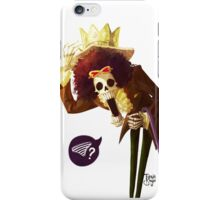 Brook -One Piece iPhone Case/Skin