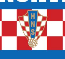 Croatia Sticker