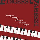 Fingers Zambezi on the Organ by TEWdream