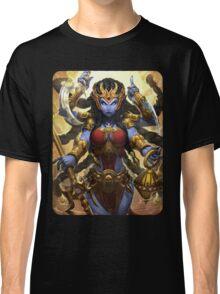 Destructive Time Classic T-Shirt