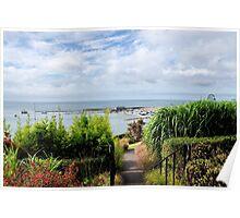 Lyme Regis Overview Poster