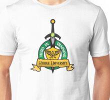 Zelda Hyrule University Printed Mens Tshirt Unisex T-Shirt