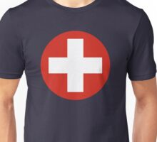 Swiss Air Force - Roundel Unisex T-Shirt