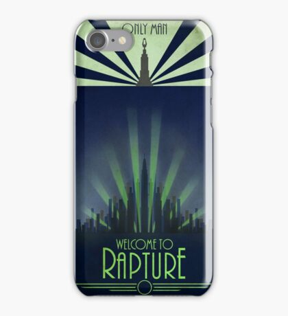 Bioshock - Rapture iPhone Case/Skin