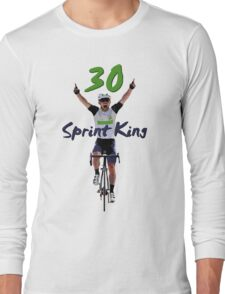 Sprint King Long Sleeve T-Shirt