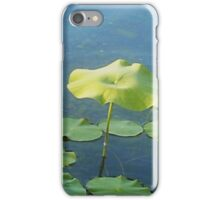 Lonely Lily Pad iPhone Case/Skin