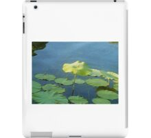 Lonely Lily Pad iPad Case/Skin