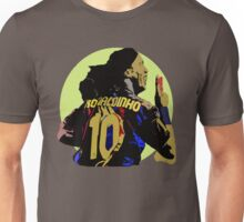 Ronaldinho - The king Unisex T-Shirt