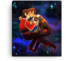 gays in space- klance- voltron Canvas Print