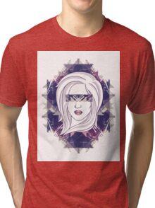 Purple Tri-blend T-Shirt