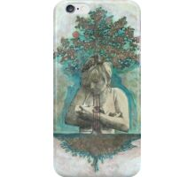 Cradling the Roots of my Spirit iPhone Case/Skin