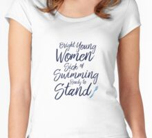 Bright Young Women Women's Fitted Scoop T-Shirt