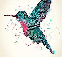 hummingbird by Madelyn Stewart